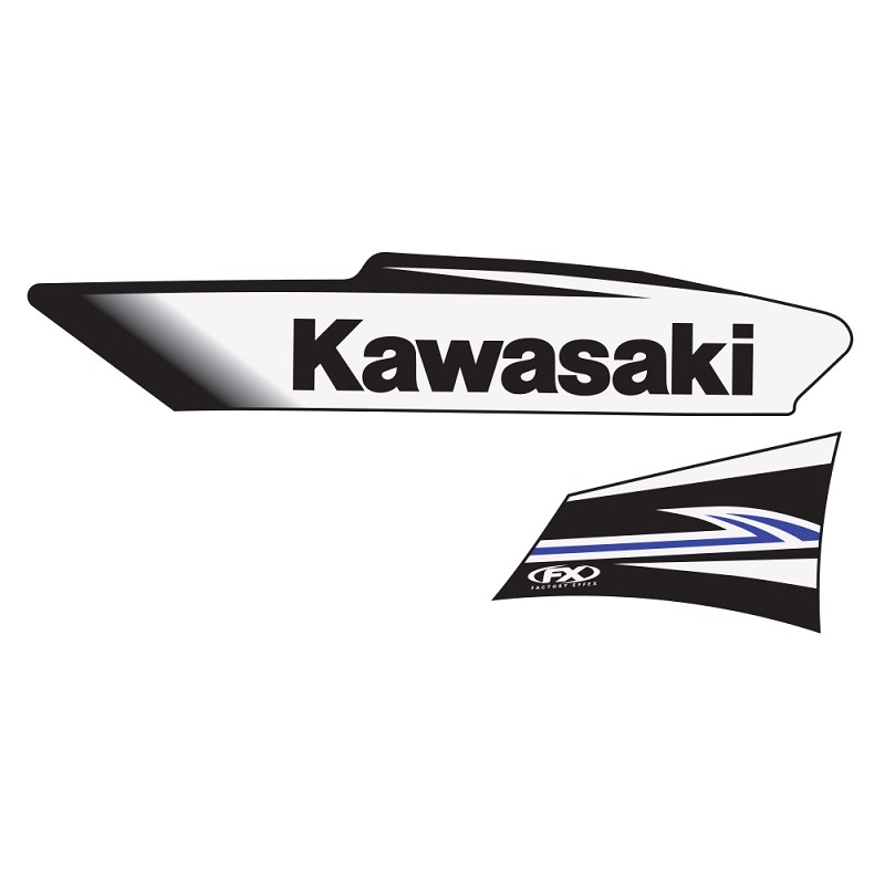 2011 Kawasaki OEM Graphics KX85 01-11