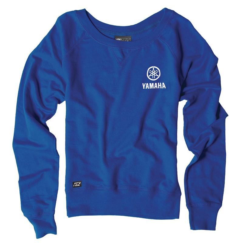 Yamaha Womens Crew Sweatshirt
